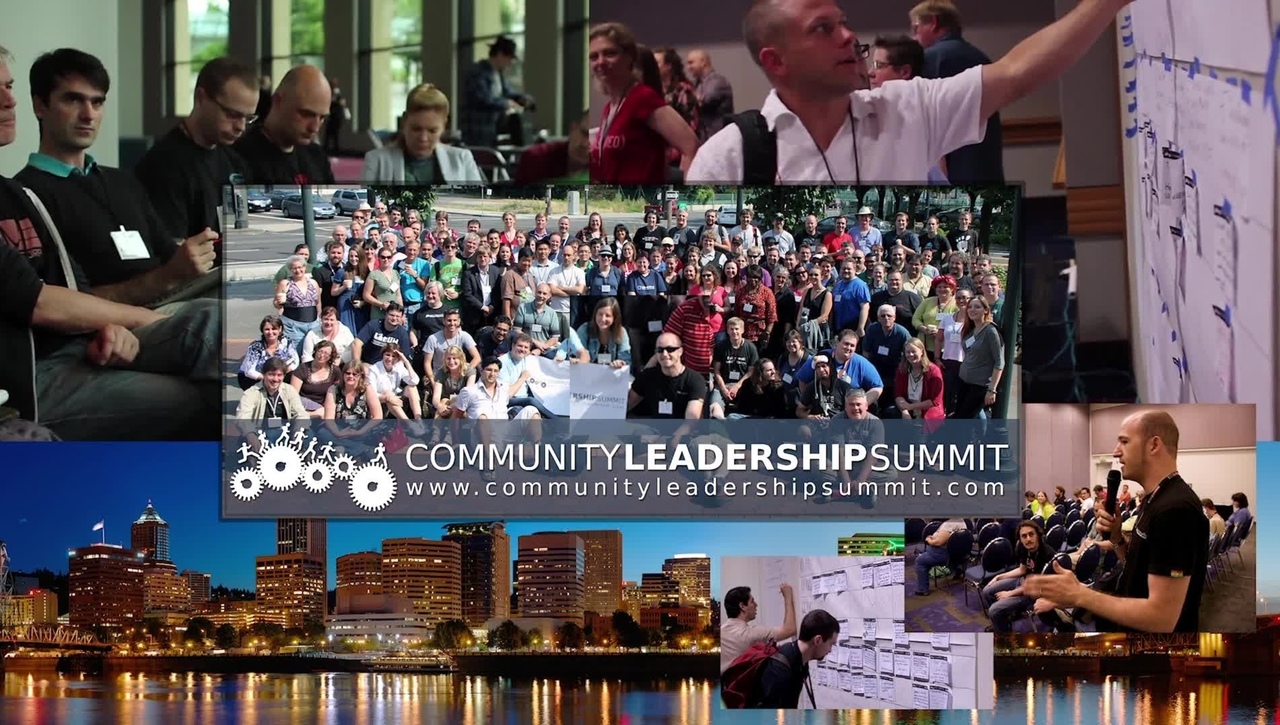 Community Leadership Summit (CLS) Highlights Video
