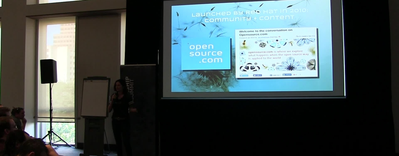 CLS 2017 - Rikki Endsley – How to successfully run a community publication