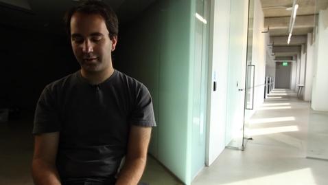 Thumbnail for entry Bram Cohen - BitTorrent