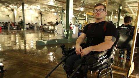 Thumbnail for entry Matt Tilford - Ekso Bionics