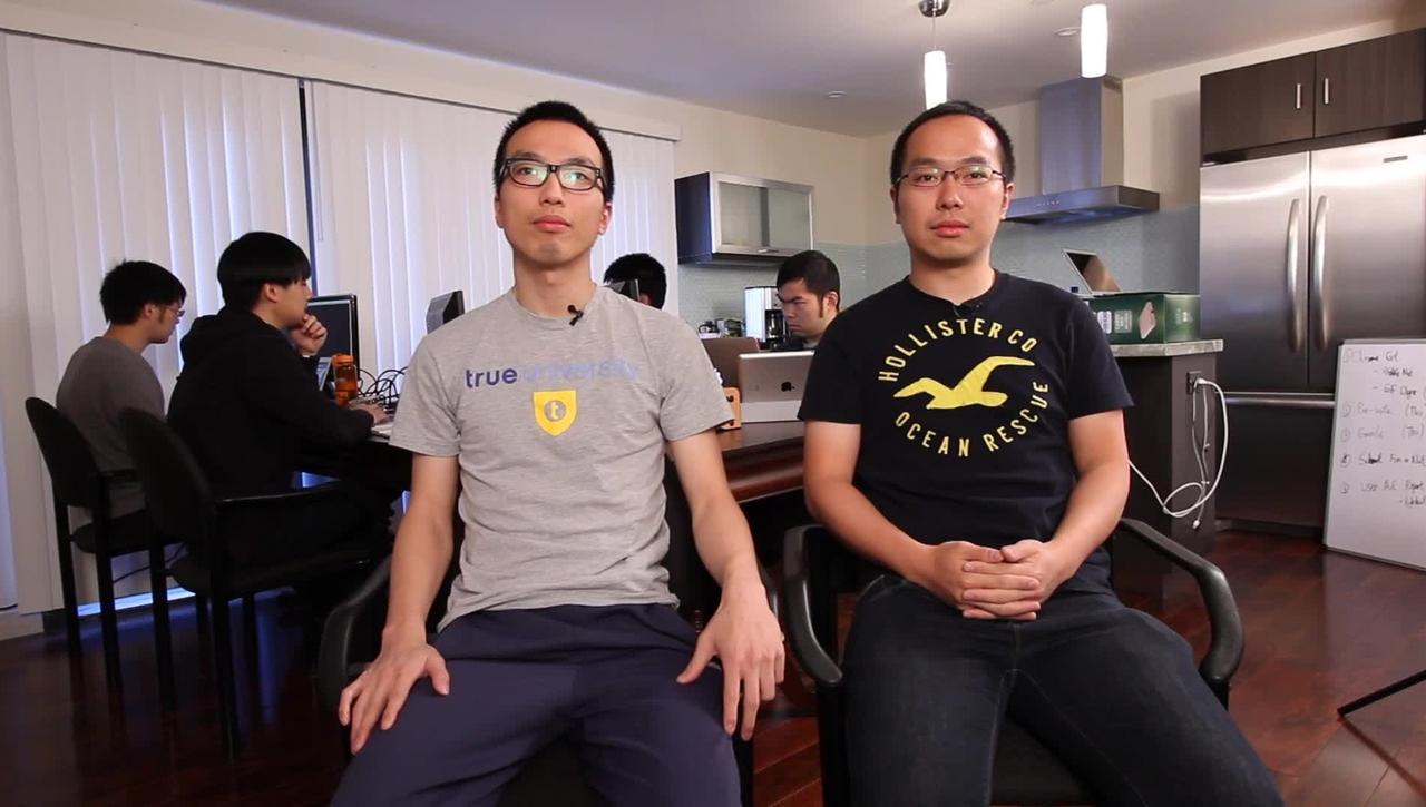 Ray Chan & Chris Chan - 9GAG