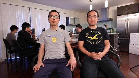 Thumbnail for entry Ray Chan & Chris Chan - 9GAG