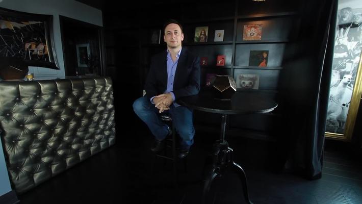 Michael Chasen - Social Radar & Blackboard