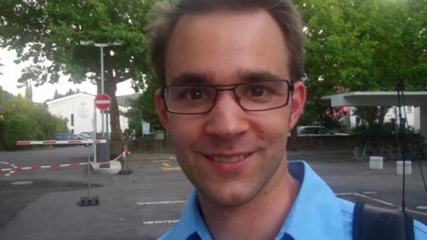 Video thumbnail for Gast im az-Wahlkampfbus: Titus Meier bald Brugger Stadtammann und Nationalrat - 514