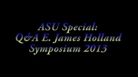 Thumbnail for entry Holland Symposium 2013  - Michael Mann Q&A