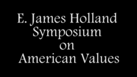 Thumbnail for entry Holland Symposium 2015 - Eillen Collins Lecture 1