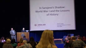 Thumbnail for entry Great War Lecture Series: World War I and the Lessons of History