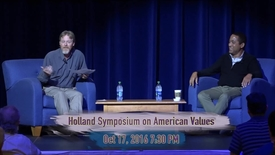Thumbnail for entry Holland Symposium 2016 - John H. McWhorter Q&A