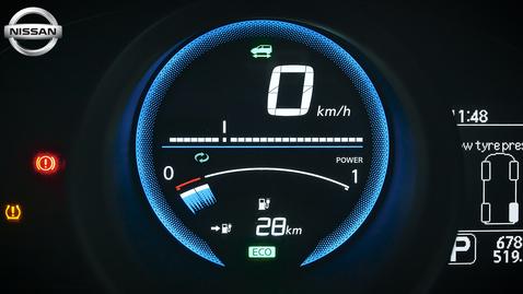 Thumbnail for entry Nissan: Hvordan lese instrumentene i elbilen?