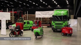 Thumbnail for entry Posten og Brings miljøpark - Transport og Logistikk 2015