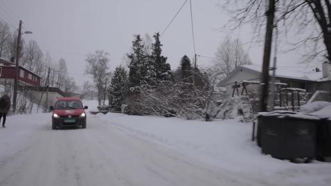 Thumbnail for entry Posten og Brings sjåførtips på P4 (vinter 2015)