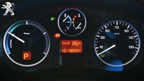 Thumbnail for entry Peugeot: Hvordan lese instrumentene i elbilen?