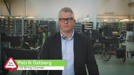 Patrik Östberg om Säkerhetskampanjen i Bring-CityMail
