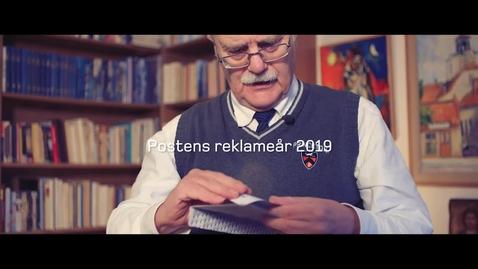 Thumbnail for entry Postens reklamekavalkade 2019