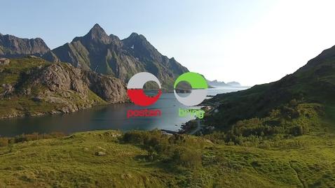 Thumbnail for entry Posten og Bring miljøfilm (english)