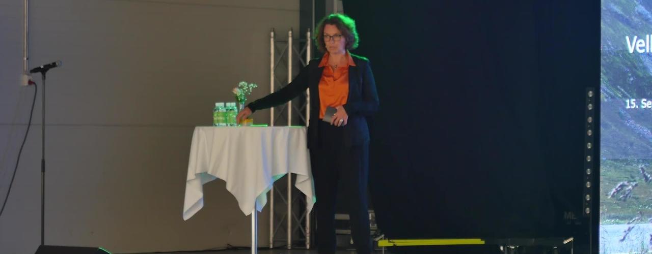 Åpning av Posten og Brings logistikksenter Trondheim