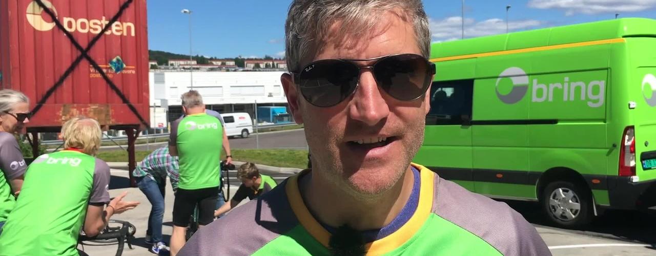 Bring-laget: Leif Gunnar Bjerke