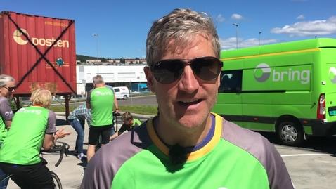 Thumbnail for entry Bring-laget: Leif Gunnar Bjerke