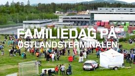 Thumbnail for entry Familiedag på Østlandsterminalen