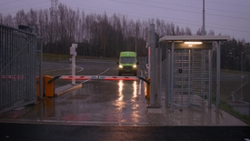 Thumbnail for entry Adgangskontroll sjåfører (svensk)