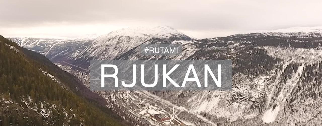 #Rutami: Rjukan