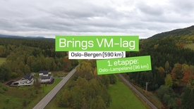 Thumbnail for entry Brings VM-lag - første etappe