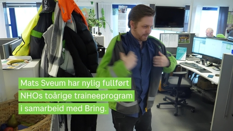 Traineeprogram for speditører