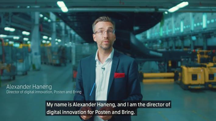 Sporing av postbur i IoT-nettverket (Posten og Telenor bedrift)