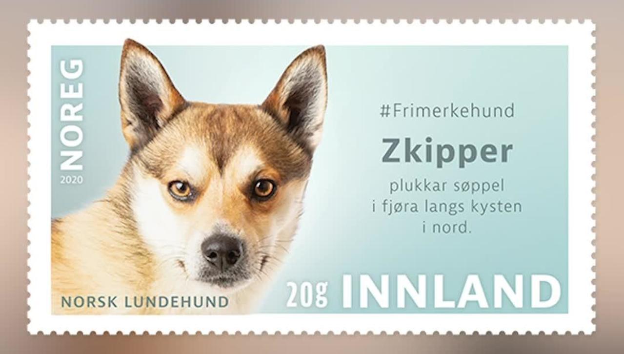 #Frimerkehund: Zkipper
