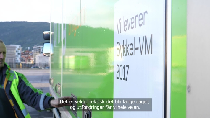 Bring leverer sykkel-VM 2017
