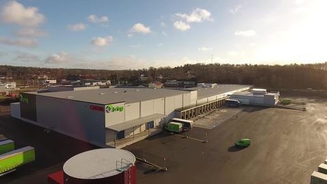 Thumbnail for entry Logistikcenter Göteborg