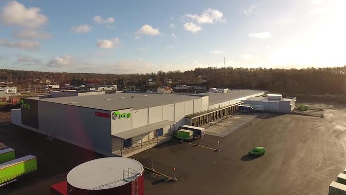Logistikcenter Göteborg
