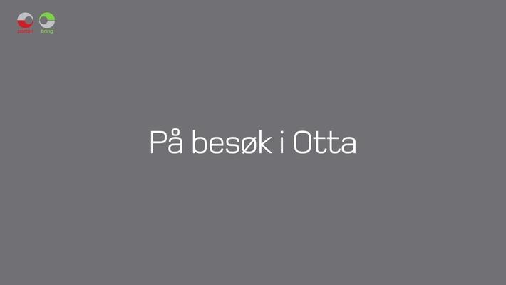 Tones vlog #32: På besøk i Otta