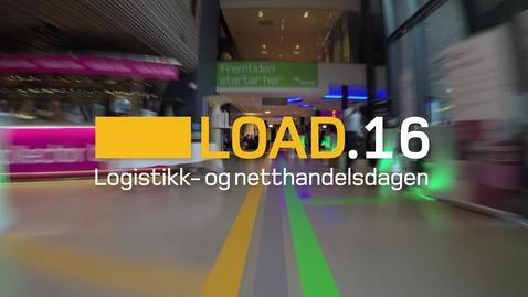 Thumbnail for entry Load.16 Logistikk- og netthandelsdagen
