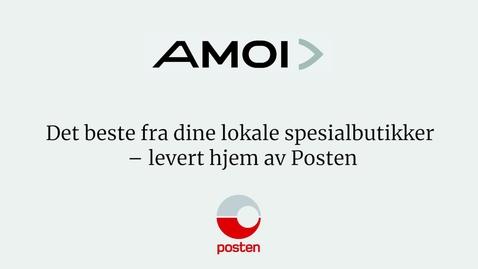 Thumbnail for entry Amoi - Få det beste beste fra dine lokale spesialbutikker