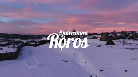 Thumbnail for entry #Julerutami: Røros