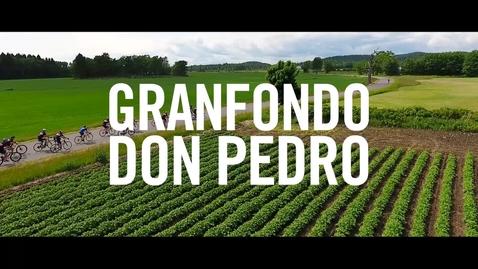 Thumbnail for entry Granfondo Don Pedro (reklame)