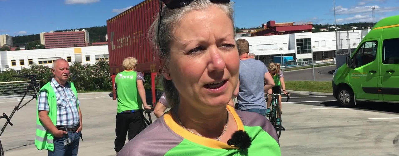 Bring-laget: Tove Lystad