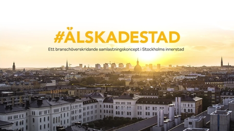 Thumbnail for entry Älskade stad
