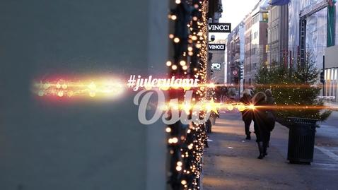 Thumbnail for entry #Julerutami: Oslo