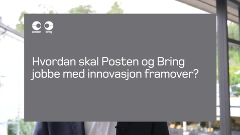 Thumbnail for entry Alexander Haneng om innovasjon
