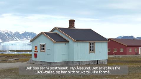 Thumbnail for entry Post i verdens nordligste lokalsamfunn
