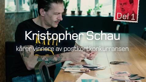 Thumbnail for entry Vinner av Øya-biletter med Christopher Schou 1