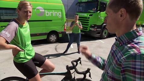 Thumbnail for entry TV2 - Første samling med Brings sykkellag