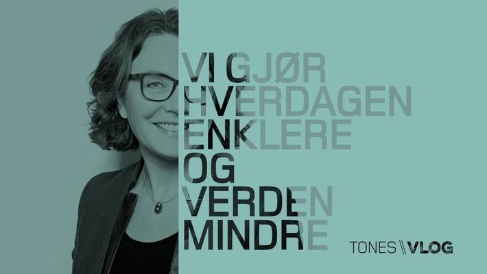 Tones vlog #14 - Samhandling i Ålesund