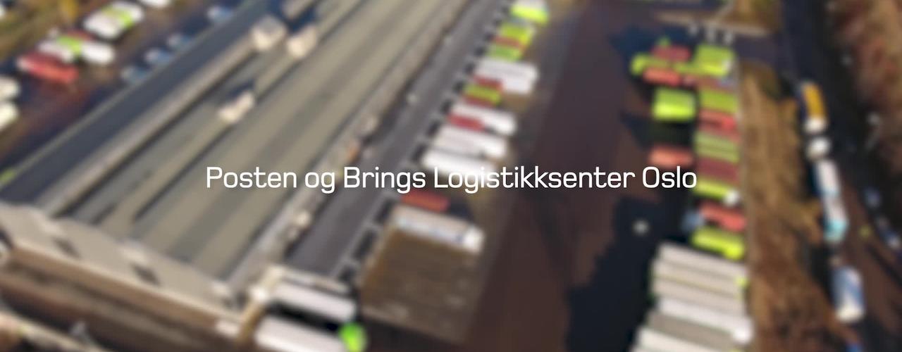 Logistikksenter Oslo (presentasjon)