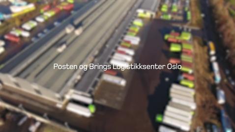 Thumbnail for entry Logistikksenter Oslo (presentasjon)