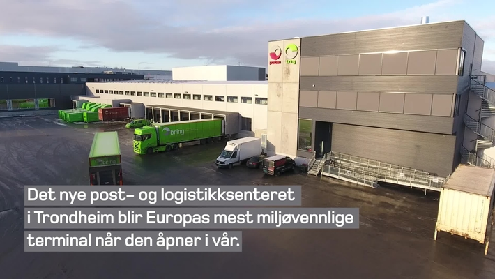 Europas mest miljøvennlige terminal