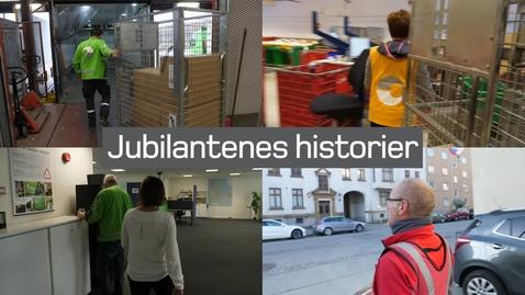 Thumbnail for entry Jubilantenes historier