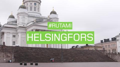 Thumbnail for entry #Rutami: Helsingfors